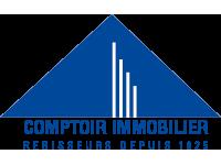 Logo du comptoir immobilier
